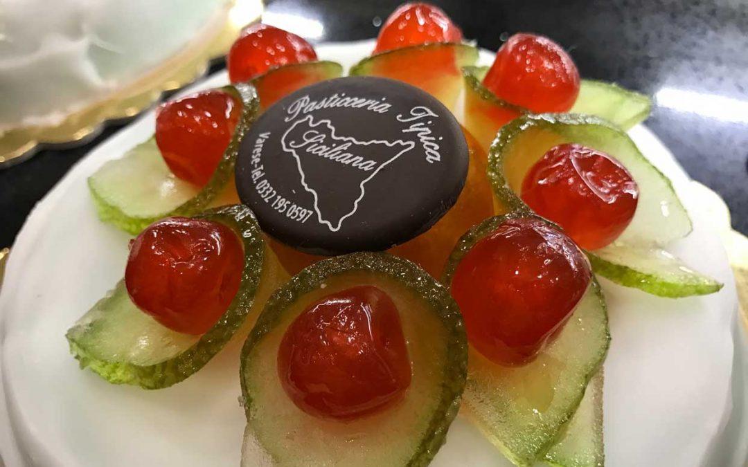 Torte personalizzate a Varese da Pasticceria Tipica Siciliana