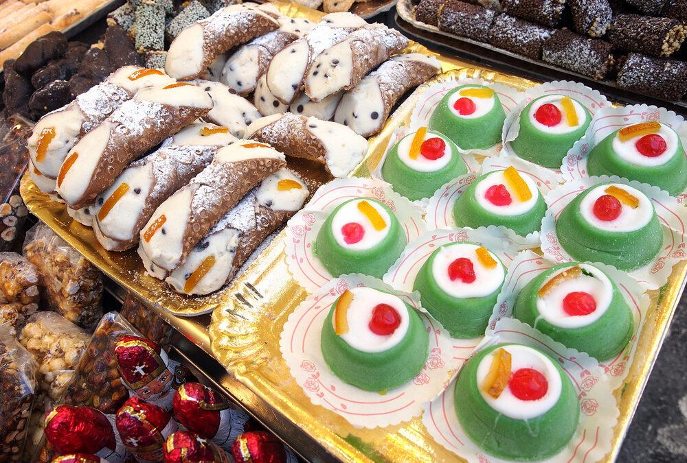 Non c'è nessun'altra pasticceria a Varese come Pasticceria Tipica Siciliana!